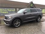 2017 Dodge Durango GT / SUNROOF / LEATHER / BACK UP CAMERA in Fonthill, Ontario