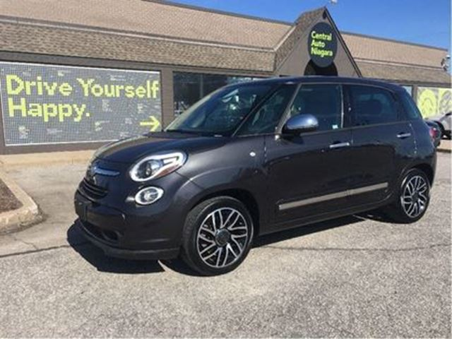 2015 FIAT 500L Lounge in Fonthill, Ontario