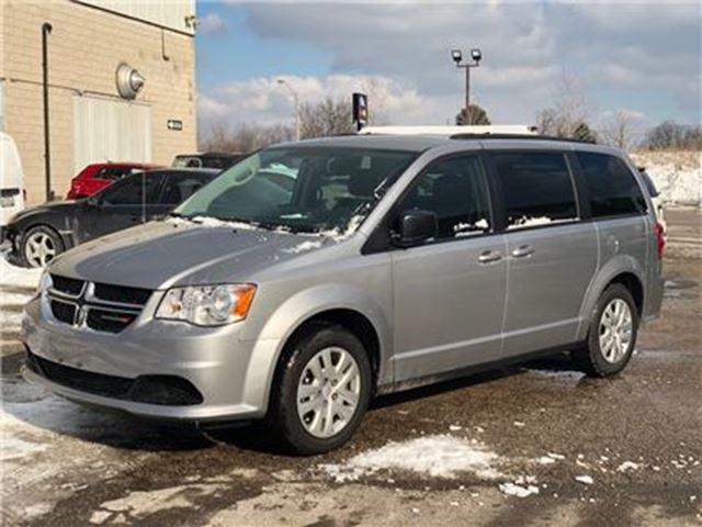 2017 DODGE GRAND CARAVAN SXT w/ Power Window Group in Toronto, Ontario