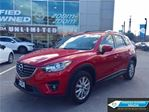 2016 Mazda CX-5 GS / AWD / BLIND SPOT / REAR CAM / SUNROOF / 0%!!! in Toronto, Ontario