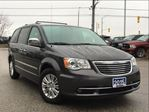 2015 Chrysler Town and Country LIMITED**DUAL DVD**POWER SUNROOF** in Mississauga, Ontario