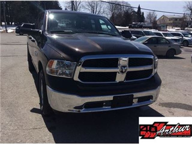 2017 Dodge RAM 1500 ST in Arthur, Ontario