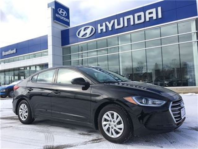 2017 HYUNDAI ELANTRA L Man - Heated Seats -  Power Windows in Brantford, Ontario