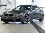2015 BMW M3 Executive w/Heads Up Display in Kelowna, British Columbia