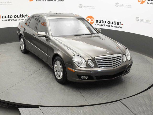 2007 MERCEDES-BENZ E-CLASS Base in Edmonton, Alberta