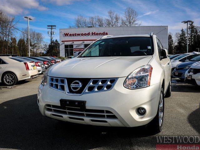 2012 NISSAN ROGUE SL (CVT) in Port Moody, British Columbia