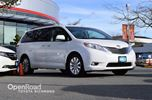2011 Toyota Sienna AWD, Dual sunroof, Entertainment system, Naviga in Richmond, British Columbia