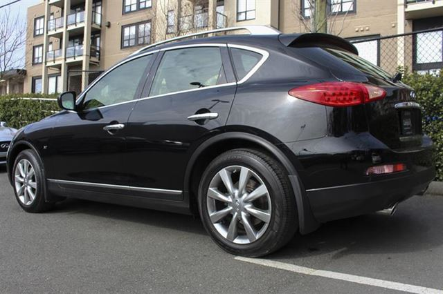 2014 INFINITI QX50 AWD 4dr Journey in Victoria, British Columbia