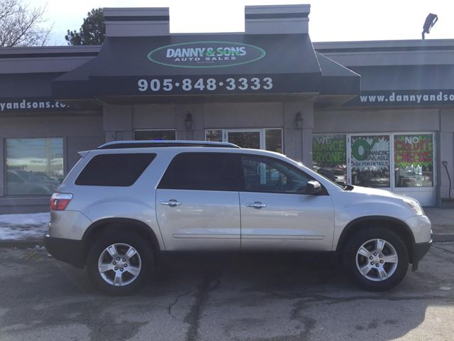 2007 GMC ACADIA SLE in Mississauga, Ontario