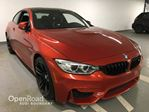 2015 BMW M4 2dr Cpe LOW KM  PREMIUM PACKAGE  ADAPTIVE M SUS in Vancouver, British Columbia