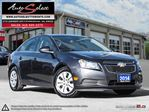 2014 Chevrolet Cruze ONLY 80K! **BACK-UP CAMERA** CLEAN CARPROOF in Scarborough, Ontario
