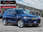 2014 BMW X3 xDrive35i AWD ONLY 78K! **TECHNOLOGY PKG** CLEAN CARPROOF in Scarborough, Ontario