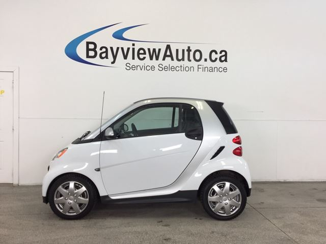 2013 SMART FORTWO PASSION- KEYLESS ENTRY|LEATHERETTE|A/C|BLUETOOTH! in Belleville, Ontario