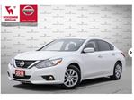 2016 Nissan Altima 4dr Sdn I4 CVT 2.5 S in Mississauga, Ontario
