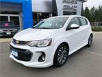 2017 Chevrolet Sonic LT in Victoria, British Columbia