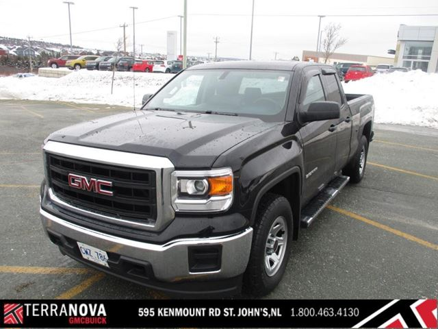 2014 GMC SIERRA 1500           in St John's, Newfoundland And Labrador