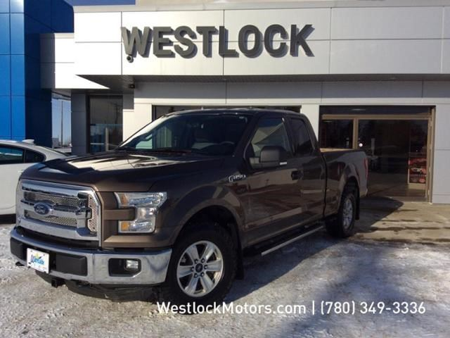 2015 FORD F-150 XL in Westlock, Alberta