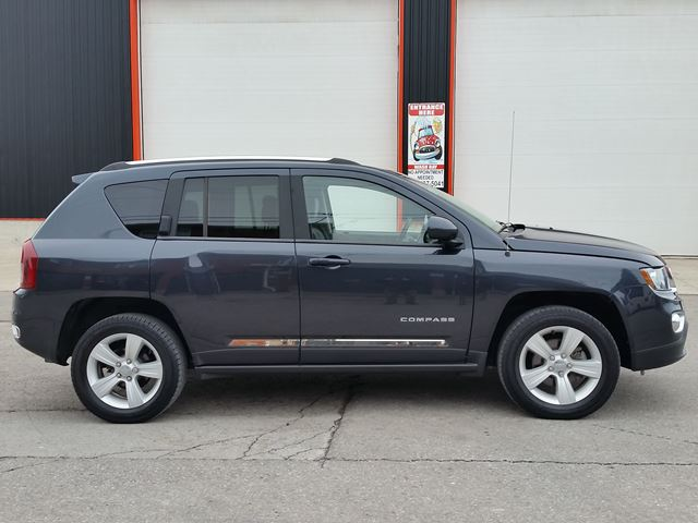 2014 JEEP COMPASS North 4x4 in Jarvis, Ontario