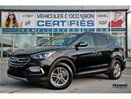 2018 Hyundai Santa Fe 2.4L SPORT 4X4+ TOIT PANORAMIQUE OUVRANT+CUIR in Montreal, Quebec
