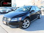 2012 Volkswagen Passat 2.5L Comfortline Bluetooth-Lether-Sunroof in Hamilton, Ontario