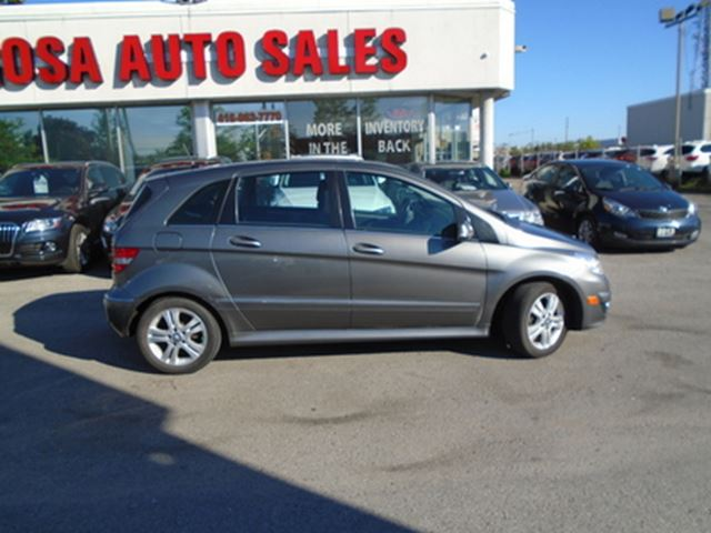2009 MERCEDES-BENZ B-CLASS AUTO HCHBACK NO ACCIDENT NO RUST PL PW PM UAX A/C in Oakville, Ontario