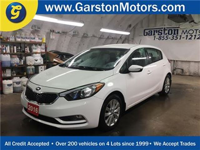 2016 KIA FORTE LX*HATCHBACK*KEYLESS ENTRY*POWER WINDOWS/LOCKS/MIR in Cambridge, Ontario