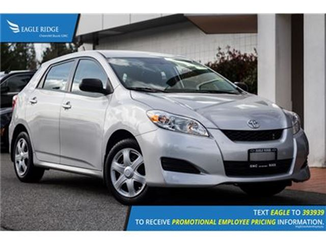 2012 TOYOTA MATRIX Base in Coquitlam, British Columbia