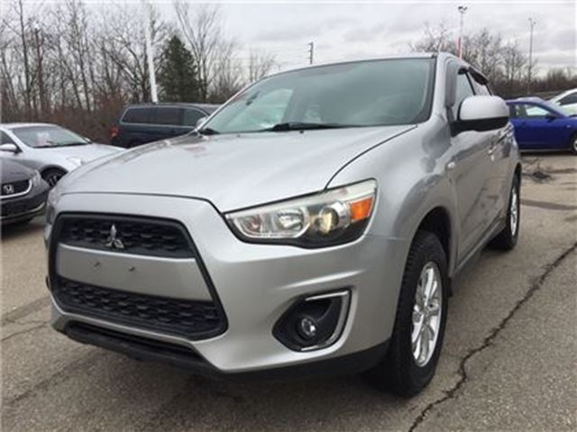 2013 MITSUBISHI RVR OUR MECHANIC'S OWN TRADE l MUST BE SEEN in Mississauga, Ontario
