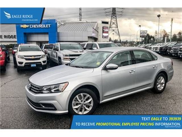 2017 Volkswagen Passat 1.8 TSI Trendline+ Heated Seats, Rear Vision Camer in Coquitlam, British Columbia