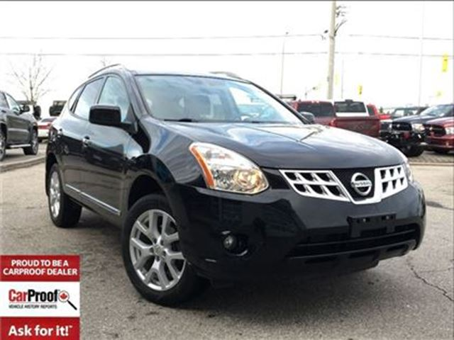 2013 NISSAN ROGUE SV**LOW KM'S!!!!**HEATED SEATS**POWER SUNROOF** in Mississauga, Ontario