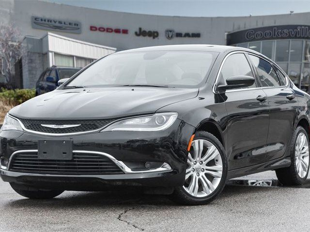 2016 CHRYSLER 200 Limited in Mississauga, Ontario