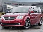 2015 Dodge Grand Caravan SXT PREMIUM PLUS, ONE OWNER in Mississauga, Ontario