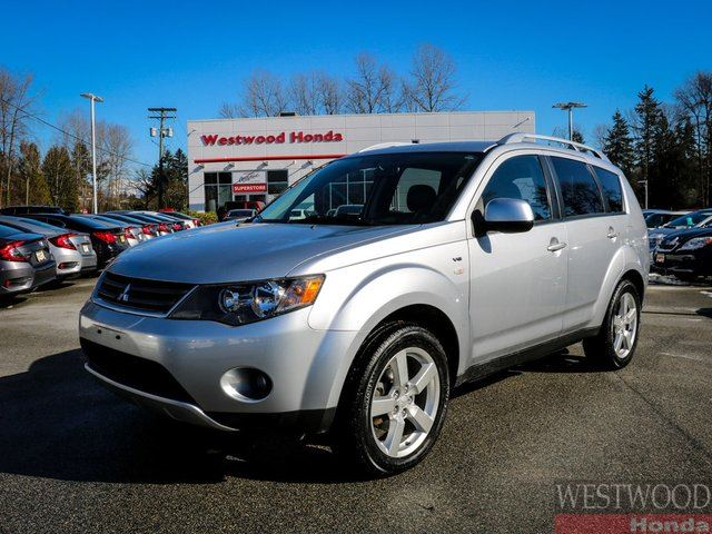2008 MITSUBISHI OUTLANDER XLS in Port Moody, British Columbia