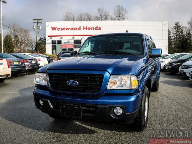 2009 FORD RANGER Sport in Port Moody, British Columbia