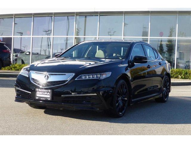 2017 Acura TLX 3.5L SH-AWD w/Tech Pkg *New Vehicle, Aspec Package in North Vancouver, British Columbia