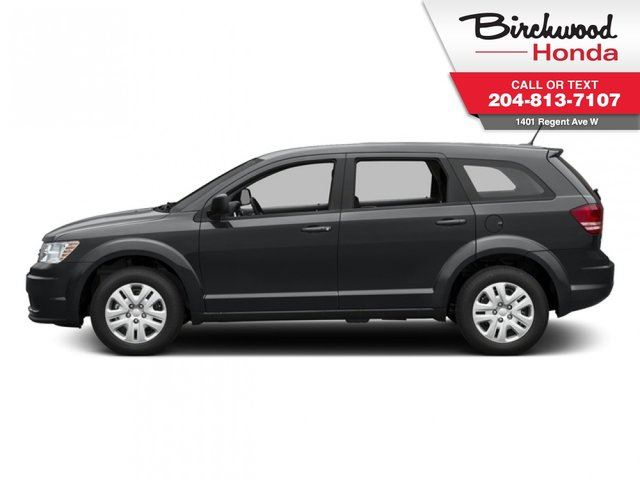 2015 DODGE JOURNEY Canada Value Pkg in Winnipeg, Manitoba