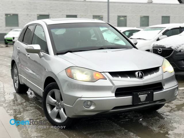 2008 ACURA RDX SHAWD A/T Tech Pkg Bluetooth AUX Navi Leather S in Port Moody, British Columbia