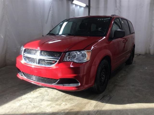 2014 DODGE GRAND CARAVAN SXT *7Pass/Rear Air in Winnipeg, Manitoba