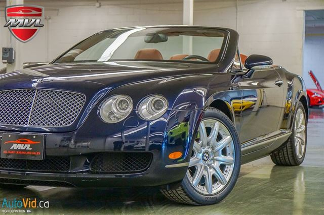 2007 BENTLEY CONTINENTAL - in Oakville, Ontario