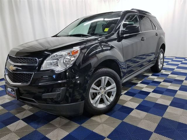 2014 CHEVROLET EQUINOX 1LT/ACCIDENT FREE/REAR CAM/BLUETOOTH in Winnipeg, Manitoba