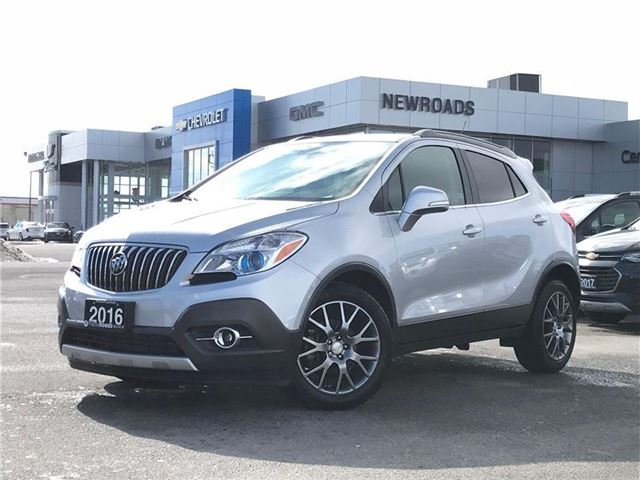 2016 BUICK ENCORE Sport Touring Sport Touring in Newmarket, Ontario