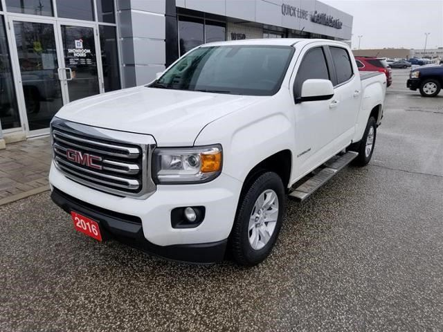 2016 GMC CANYON 4WD SLE in Windsor, Ontario