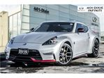 2016 Nissan 370Z NISMO! 350 HP! Rev Match! Recaro Seats! in Mississauga, Ontario