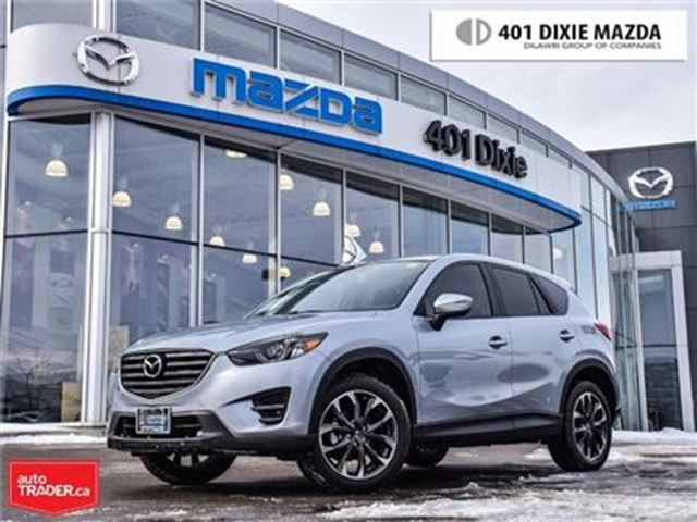 2016 MAZDA CX-5 GT AWD at (2) in Mississauga, Ontario