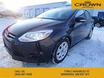 2014 Ford Focus SE **Low Kms** 1 Owner Vehicle** Great Service His in Winnipeg, Manitoba
