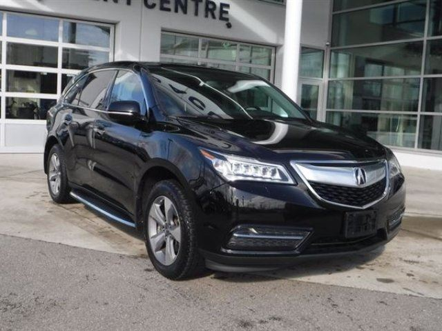 2014 Acura MDX Premium *Local* in Coquitlam, British Columbia
