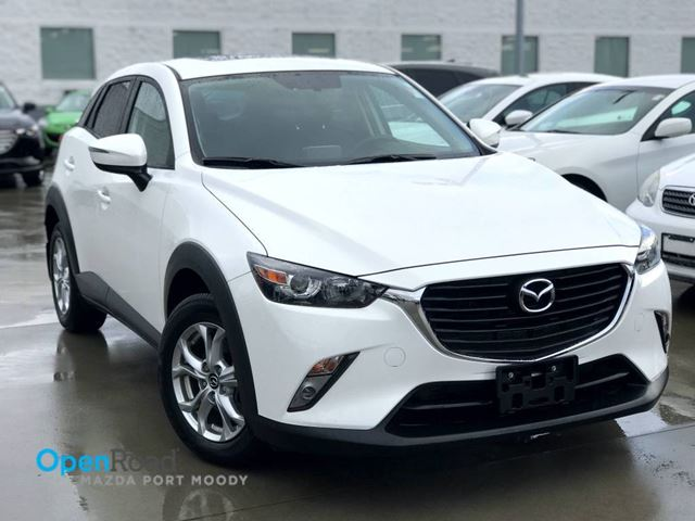 2016 MAZDA CX-3 GS AWD A/T No Accident Local One Owner Bluetoot in Port Moody, British Columbia
