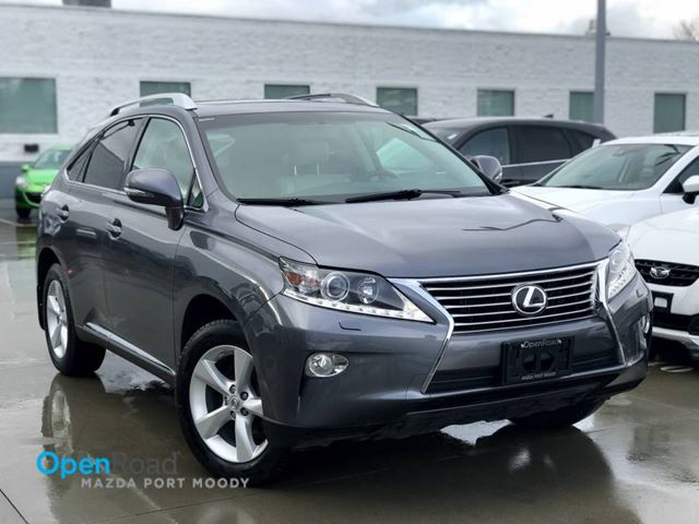 2014 LEXUS RX 350 AWD A/T No Accident One Owner Blueooth AUX Crui in Port Moody, British Columbia