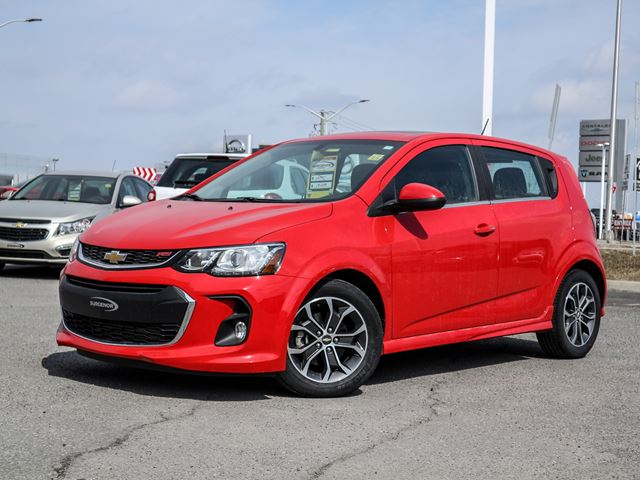 2017 Chevrolet Sonic LT in Gatineau, Quebec