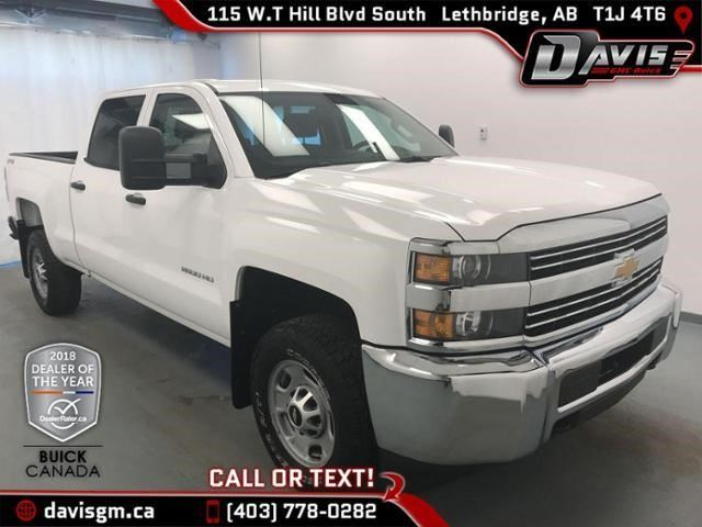 2015 CHEVROLET SILVERADO 2500  WT in Lethbridge, Alberta